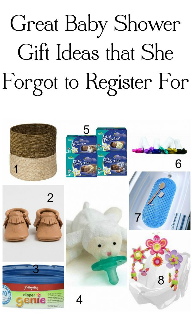 great baby shower gifts that she didn 39 t register for whimsical