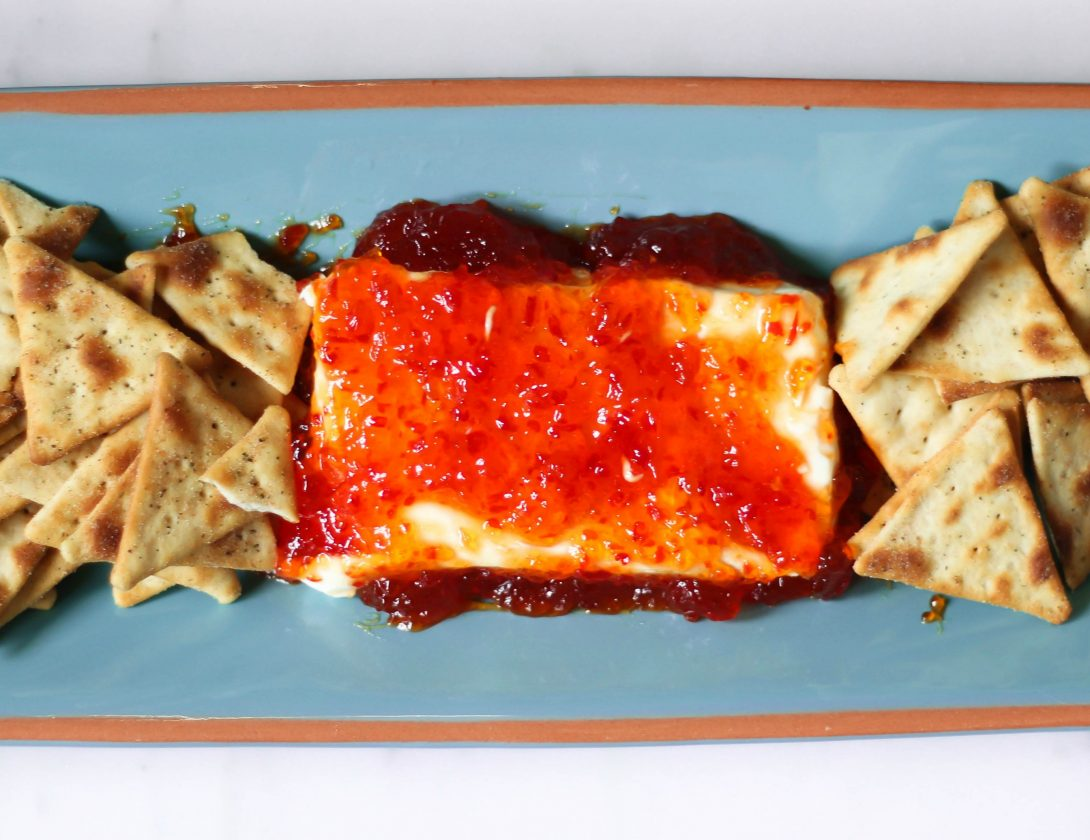 Fun Diy Projects For Bedrooms Cream Cheese Amp Red Pepper Jelly Dip The 30 Second Appetizer